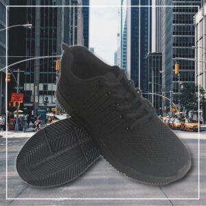 Bali sneakers skor black black