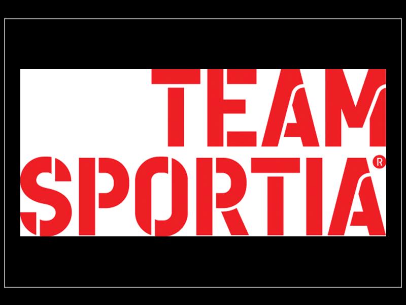Team Sportia logo forhandler